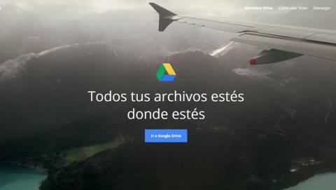 Google Drive permitirá hacer backups de las fotos del móvil, e integrar Chromecast.