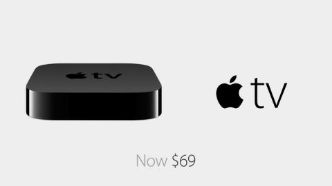 Apple TV nuevo precio