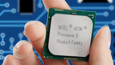 Así es la nueva familia de procesadores Intel Xeon D