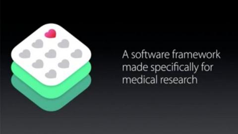 Apple ResearchKit investigación médica iPhone
