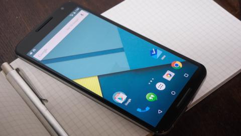 Google lanza actualización a Android 5.1 Lollipop