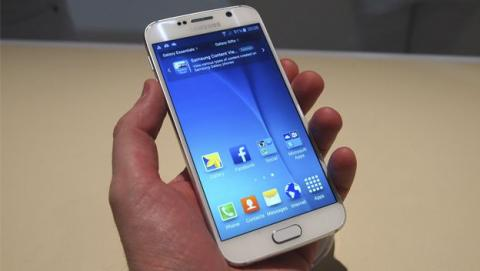 Samsung Galaxy S6 es el móvil con mejor pantalla del mundo