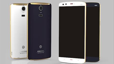 KINGZONE Z1, smartphone 4G con procesador de 64 bits