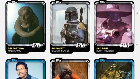 Star Wars Card Trader, la app de iOS para coleccionar las cartas de Star Wars El Despertar de la Fuerza.