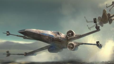 El spin-off de Star Wars se llamará Rogue One, se estrenará en 2016. Star Wars Episodio VIII, en 2017