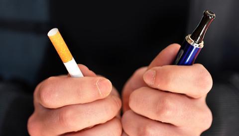 ¿El cigarro electrónico te ayuda a dejar de fumar?