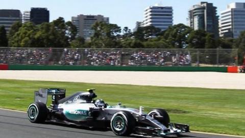 Dónde ver online Fórmula 1: GP de Australia 2015