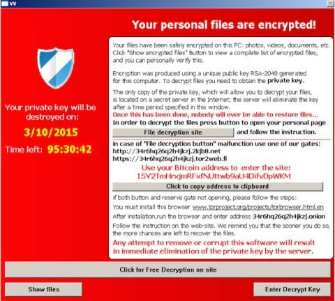 CriptoLocker