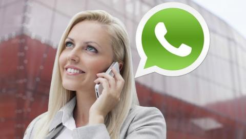 Las llamadas de voz en WhatsApp ya funcionan en Android, disponible en Google Play.