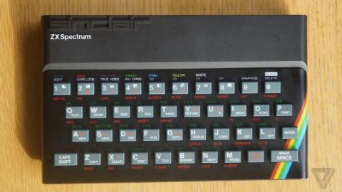 replica spectrum teclado