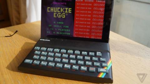 teclado spectrum replica