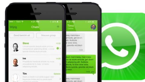 Las llamadas de WhatsApp, próximamente en los mejores iPhone