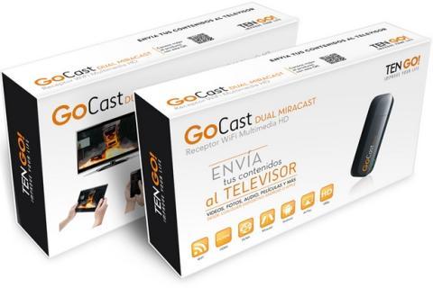 TenGO! GoCast Dual Miracast
