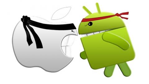 Apple podría cambiar tu smartphone Android por un iPhone