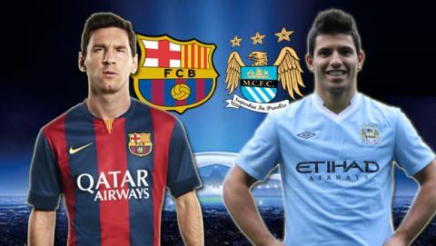 FC Barcelona - Manchester City