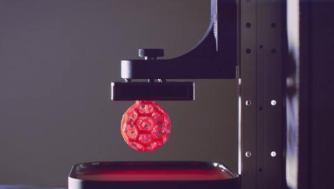 impresora 3D resina líquida Terminator 2