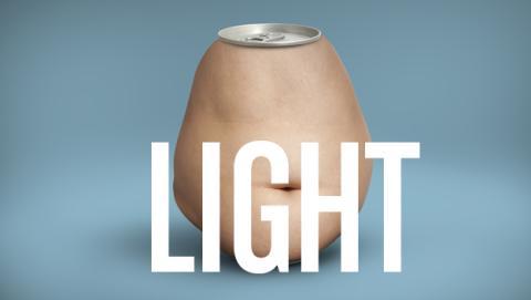 """Los refrescos gaseosos """"light"""" aumentan obesidad abdominal"""