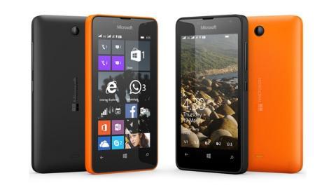 Microsoft Lumia 430, el Lumia más barato, con dual SIM.