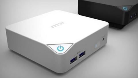 MSI Cubi, el miniPC con Intel Broadwell que cabe en cualquier rincón.