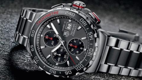 TAG Heuer se une a la carrera de smartwatch