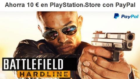 Consigue 10€ gratis en PlayStation Store con PayPal recargando el monedero.