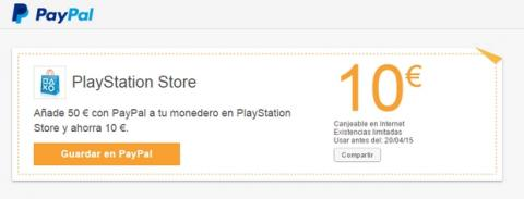 10€ gratis playstation store