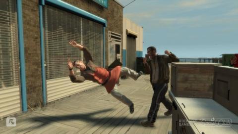 Dos hermanos detenidos por pelearse jugando a GTA V.