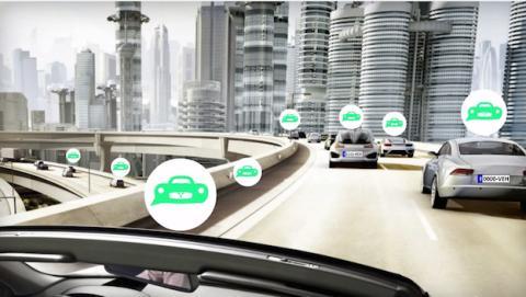 Vehway: una app igual que WhatsApp pero para los vehículos