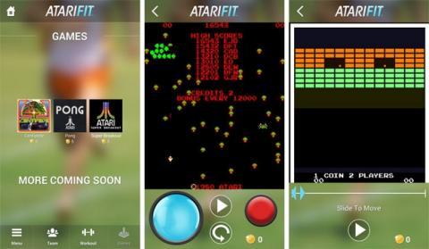 Atari Fit Haz Ejercicio Y Desbloquea Juegos Clasicos Life