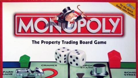 """Madrid, la capital más """"barata"""" del Monopoly Edición Mundial."""