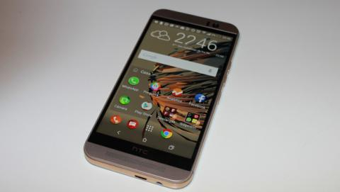 Pantalla HTC One M9