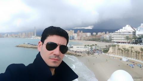 Selfie HTC One M9