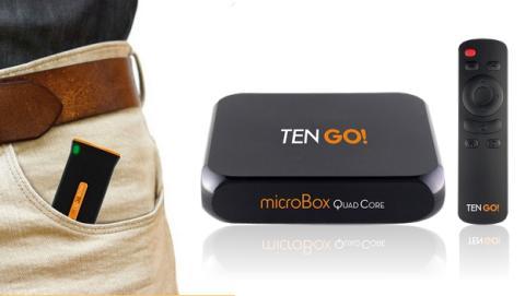 Llegan los nuevos Android TV de TenGO!, microBox Quad Core y microPC 80QC con chips de cuatro núcleos