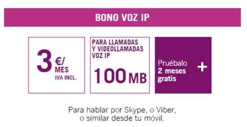 Llamadas Voz IP