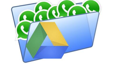 WhatsApp permitirá almacenar tus conversaciones en Google Drive