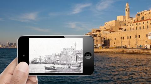 PIVOT, la app para viajar en el tiempo a través de la fotografía.