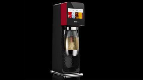 SodaStream Mix máquina refrescos DIY