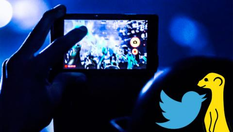 Twitter compite con Meerkat, lanza vídeo streaming con Periscope
