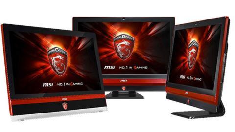 MSI lanza tres nuevos ordenadores para gamers con 4K
