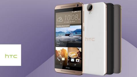 HTC One E9+ con pantalla QHD, ya es oficial.