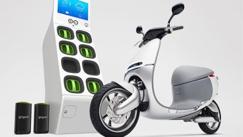 Gogoro: el scooter eléctrico con mayor autonomía