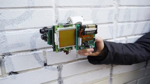 Crean la Game Pistola Boy Camera que imprime cuando disparas