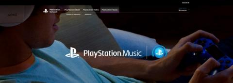 PlayStation Music con Spotify