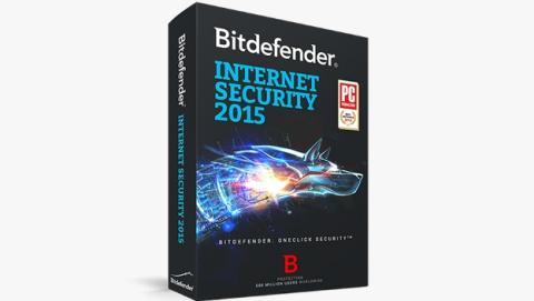 Bitdefender Internet Security 2015, protección total con una suite de seguridad que bloquea los virus, malware, phishing, cuentas bancarias, y otras amenazas.