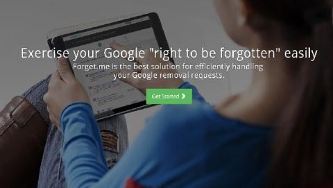 olvido google