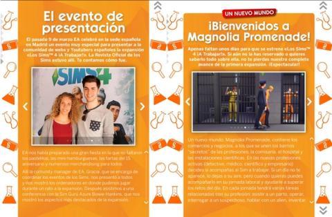Revista Oficial de los Sims número 12