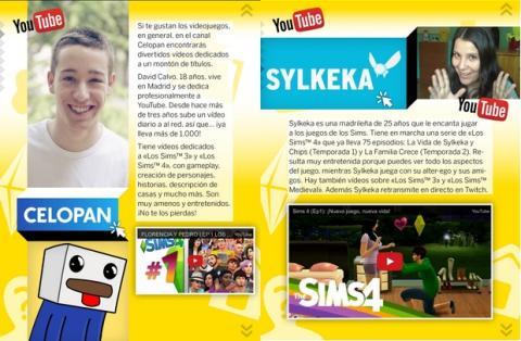 La Revista Oficial de Los Sims Número 12
