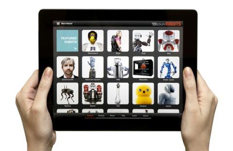 iPad Quinto Aniversario