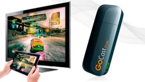 Con estos dispositivos podrás hacer mirroring para mostrar el contenido de tu smartphone en tu TV