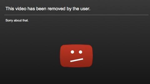 hacker borrar videos youtube